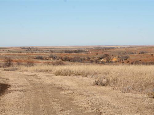 Graham County Grassland : Wakeeney : Graham County : Kansas
