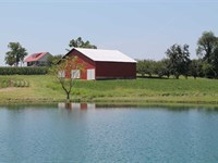 116.35 Acres Country Homestead PA : Red Boiling Springs : Macon County : Tennessee