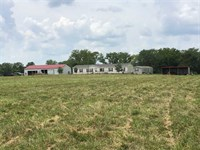 2 Country Homes on 40 Acres Wit : Wheatland : Hickory County : Missouri
