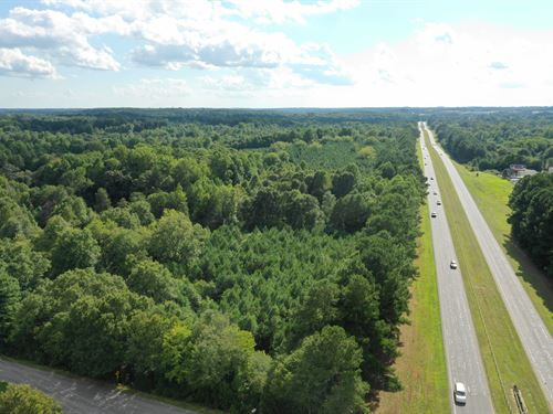 Highway Frontage : Easley : Pickens County : South Carolina
