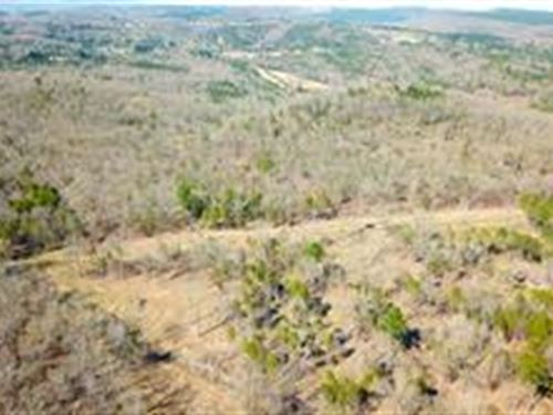 Secluded Building Lot : Uniontown : Crawford County : Arkansas