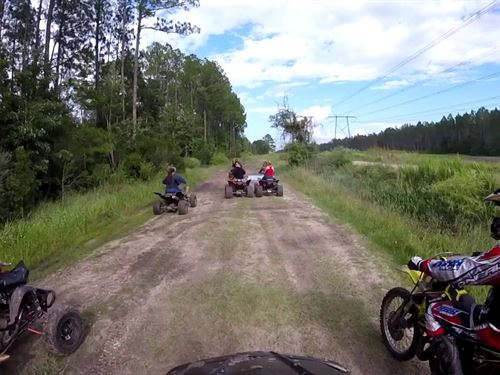 Fourwheelers Paradise / Investment : Bunnell : Flagler County : Florida