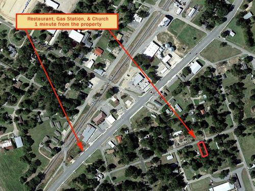 Quaint Home Property : Gould : Lincoln County : Arkansas