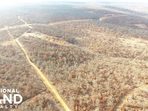 80 Acre 230 Road : Mounds : Okmulgee County : Oklahoma