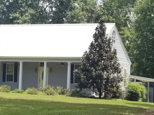 1.2 Acres With A Home In Lincoln CO : Bogue Chitto : Lincoln County : Mississippi