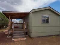 Small Home Plus 38 ft Trailer : Ash Fork : Coconino County : Arizona