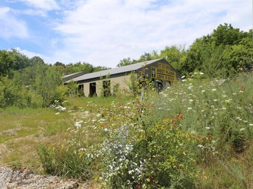 Industrial Property Highway : West Plains : Howell County : Missouri