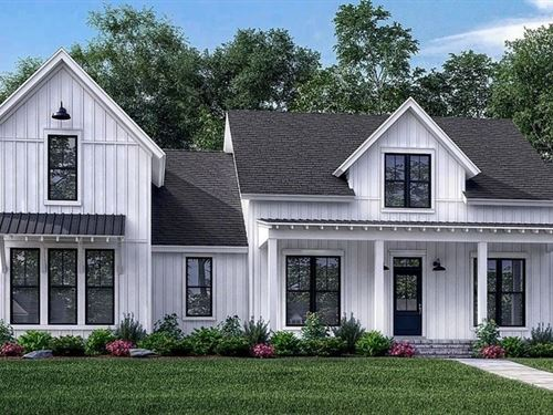 Ranch-Style Farmhouse York County : McConnells : York County : South Carolina