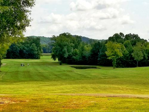 Building Lot on TN River Golf Club : Decaturville : Decatur County : Tennessee