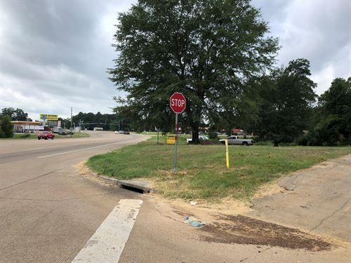 Commercial Lot Hwy 59 Linden, Cass : Linden : Cass County : Texas