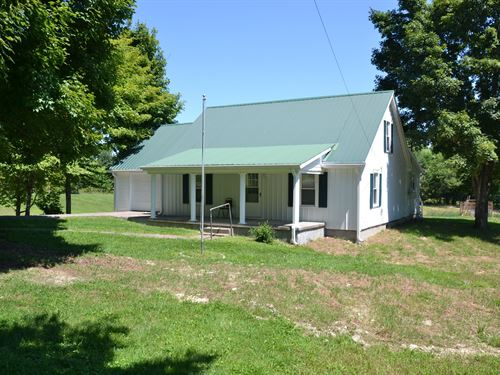Affordable Country Living : Parksville : Boyle County : Kentucky