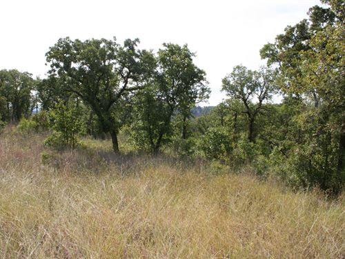 7-R Lot With View : Gordon : Palo Pinto County : Texas