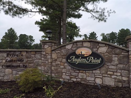 2.2 Acres On 1,000 Acre Lake : Huntingdon : Carroll County : Tennessee