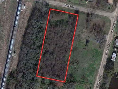 Unrestricted 1 Acre In Limestone : Thornton : Limestone County : Texas