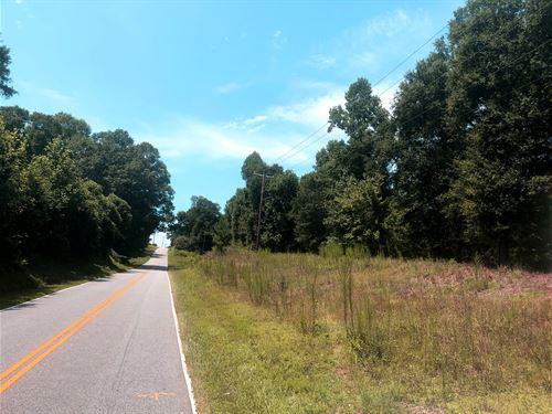 Residential Land Development : Duncan : Spartanburg County : South Carolina