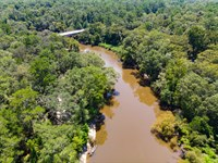 61 Acres River Front Recreation : Tallahassee : Leon County : Florida