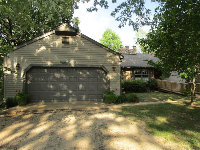 Missouri Farm And Home For Sale : Mountain View : Howell County : Missouri