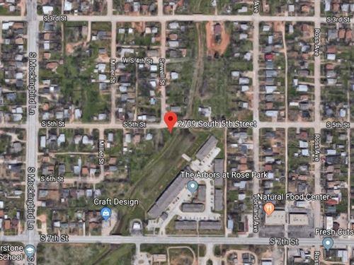 Residential Lot In Abilene, Texas : Abilene : Taylor County : Texas