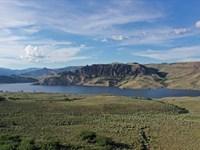 Land Over Looking Blue Mesa : Gunnison : Gunnison County : Colorado
