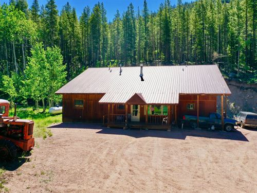 52 Acres With Mineral Rights : Gunnison : Colorado