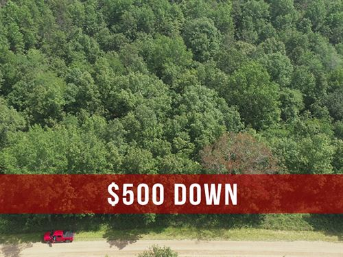 $500 Down On 3 Acres On Public Land : Birch Tree : Shannon County : Missouri