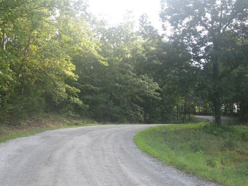 Wooded Land For Sale In Missouri : West Plains : Howell County : Missouri