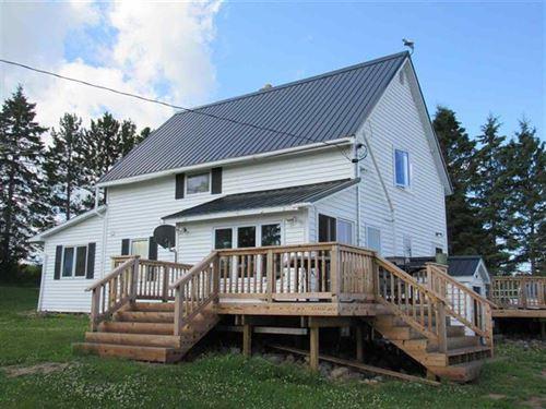 80 Acre Historic Hobby Farm 1116850 : Watton : Baraga County : Michigan