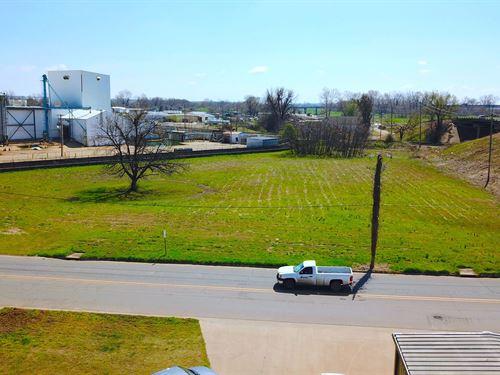 Commercial Lot : Van Buren : Crawford County : Arkansas