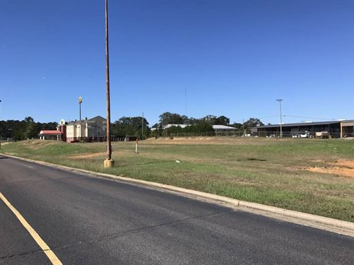 2.25 Acre Comm Site, Edgewood Mall : McComb : Pike County : Mississippi