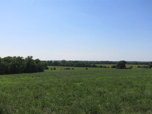 Northwest Missouri Land Harrison : Cainsville : Harrison County : Missouri