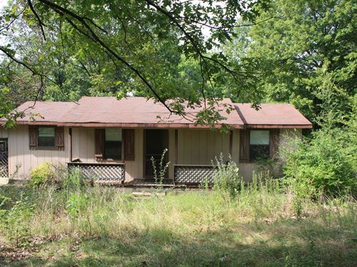 Wappapello MO County Home For Sale : Wappapello : Wayne County : Missouri