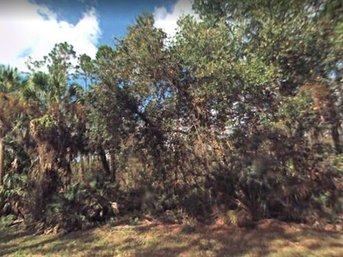 2.5 Acre I-95 Investment Property : Oak Hill : Volusia County : Florida
