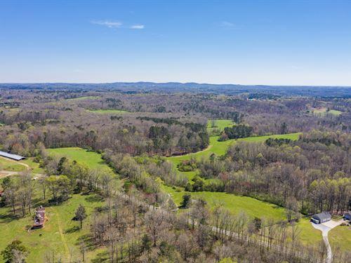 100 Acres Residential Development : Cumming : Cherokee County : Georgia