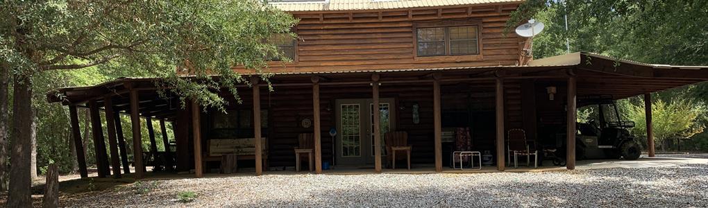 Turn Key Hunting Plantation & Lodge : Preston : Webster County : Georgia