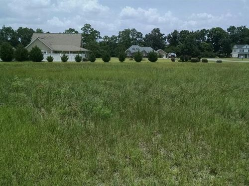 1.02 Acre, Lot 52 Windy Ridge : Jesup : Wayne County : Georgia