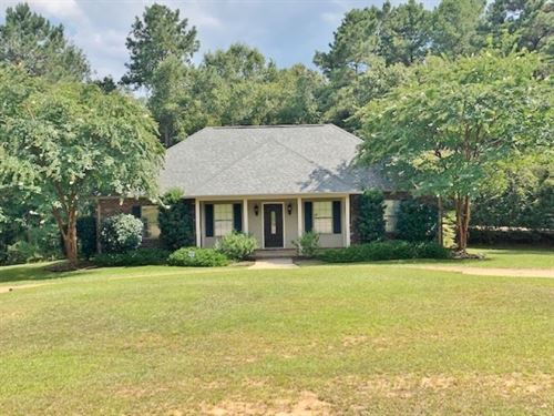 Beautiful Home In Npsd On 3.66 Acre : McComb : Pike County : Mississippi