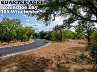 .26 Acres In Llano County : Horseshoe Bay : Llano County : Texas