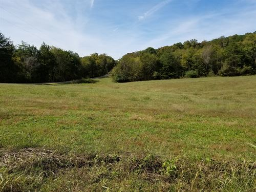 Field Land Linden TN 8.46 Acres : Clifton : Perry County : Tennessee