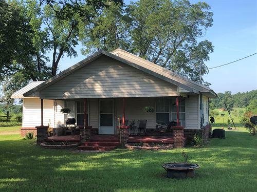 Country Farm House, Cass Co, TX : Linden : Cass County : Texas