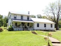 74 Acres, Farm House With Modern : Danville : Montour County : Pennsylvania