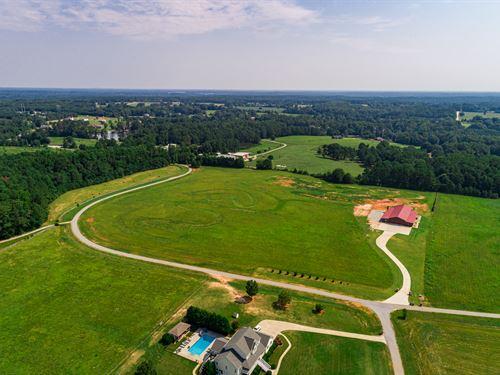 Custom Built Barndominium : Social Circle : Walton County : Georgia