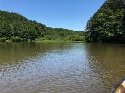 Lakefront Land For Sale In Jasper : Jasper : Pickens County : Georgia