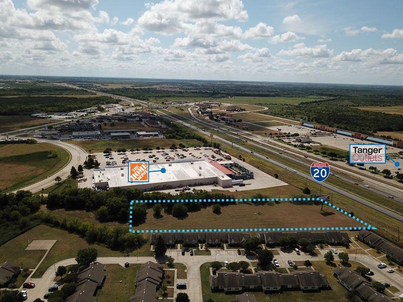 Home Depot Adjacent Parcel : Terrell : Terrell County : Texas