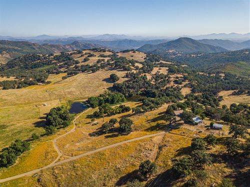 160 Acre Mesa Grande Ranch : Santa Ysabel : San Diego County : California