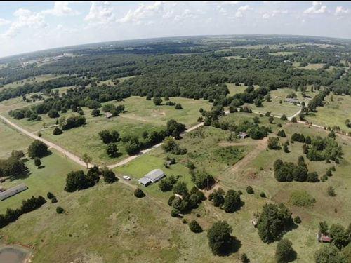Sandy Creek : Stroud : Creek County : Oklahoma