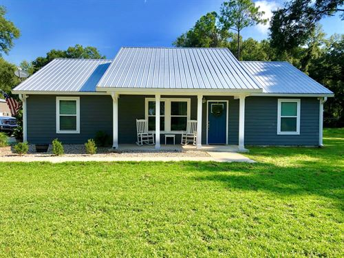 Country Home 5 Acres Gilchrist : Newberry : Gilchrist County : Florida