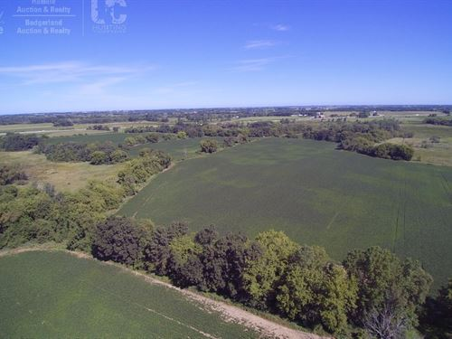 Tillable/Hunting Land, Dodge County : Burnett : Dodge County : Wisconsin