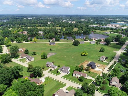 43 River & Lake Lots In Indiana : Elkhart : Indiana