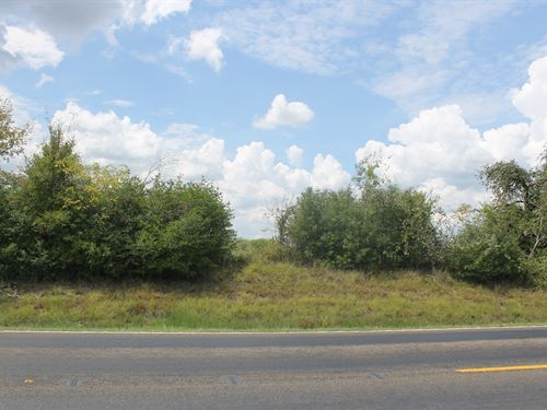 1 Acre Lot In Tx, Owner Financing : North Zulch : Madison County : Texas