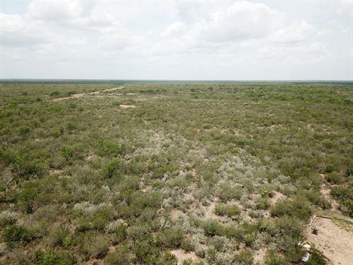 13 Acre Lot In Asherton, Tx : Asherton : Dimmit County : Texas